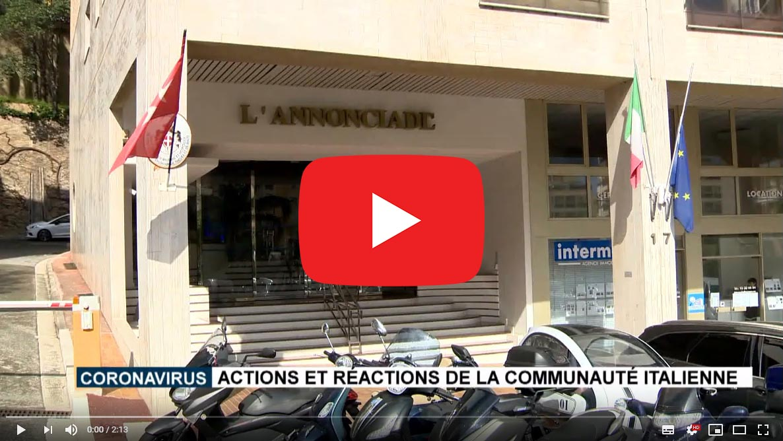 CORONAVIRUS: COMITES E AMBASCIATA MOBILITATE