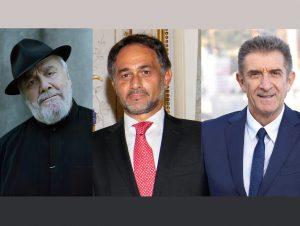 INCONTRI E CULTURA: I PRESIDENTI DI COMITES E DANTE ALIGHIERI MONACO OSPITI DELL'AMBASCIATORE GIULIO ALAIMO