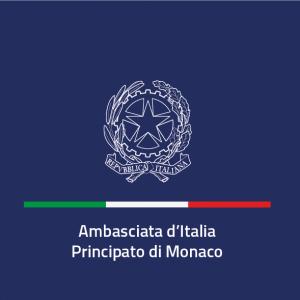 logo ambasciata Italia Monaco